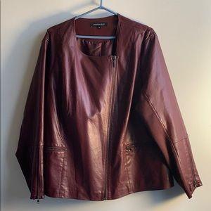 Soft Plus Size Jacket
